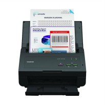 Brother ADS-2100E Scanner - Hitam