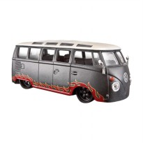 Maisto Design Outlaws Volkswagen Van Samba Diecast [1:25]