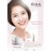 Kiss Skincare Whitening Collagen Cream Mask 30ml