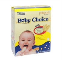 Empro Baby Choice Original Snack Bayi [50gr]