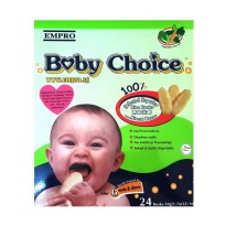 Empro Baby Choice Vegetables Makanan Bayi [50 g]
