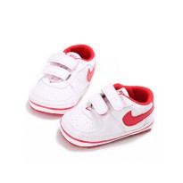 Nike Simple Red Prewalker Shoes-Sepatu Bayi