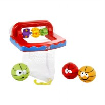 Little Tikes Bathket Ball Bath Toy Mainan Anak