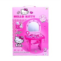Otoys PA-G528428-901-344 Hello Kitty Mainan Meja Rias Set Mainan Anak