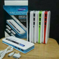 Powerbank Samsung 88.000 mAh + 4 Senter High Capacity (Bergaransi)