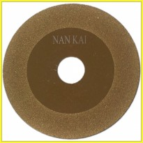Nankai Mata Pisau Potong Batu / Diamond Gold Cutting Disc 4'