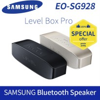 [SAMSUNG] Level Box Pro Bluetooth Premium Wireless Speaker EO-SG928 / High Class Sound Quality