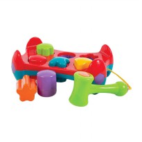 Playgro Jc Shape Sorting Tray Set Mainan Bayi