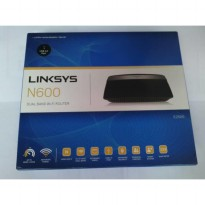 LINKSYS E 2500 DUAL BAND WIRELESS ROUTER