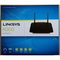 LINKSYS E 1700 WIRELESS N ROUTER GIGABIT LAN