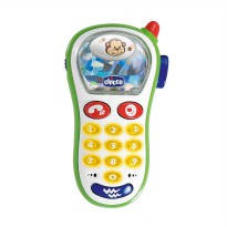Chicco CH6006 Vibrating Photo Phone Mainan Anak