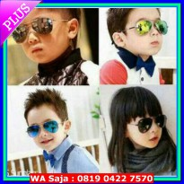 (Best Seller) Kacamata Anak Aviator