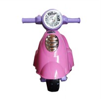 Tomindo Ride On Scoopy Pink Mainan Anak