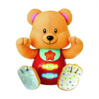 Winfun Smart Jungle Animals Bear Mainan Anak