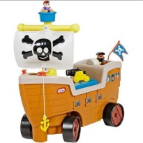 Little Tikes Pirate Scoots ride on