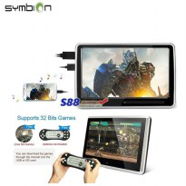 Promo Symbion Monitor Headrest Hd + Dvd Player + Game