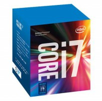 INTEL PROCESSOR CORE I7 7700 3,6 Ghz BOX LGA 1151
