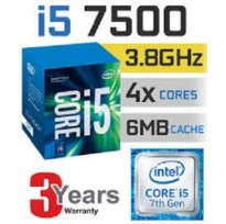 INTEL PROCESSOR CORE I5 7500 BOX LGA 1151