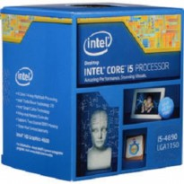 INTEL PROCESSOR CORE I5 4690 BOX LGA 1150