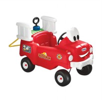 Little Tikes Spray & Rescue Fire Truck Mainan Anak