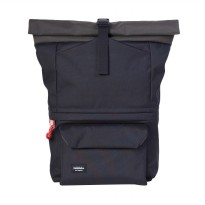 Hellolulu Poplar Black Backpack Tas Kamera