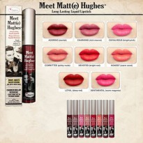 THE BALM MEET MATTE HUGHES PAKE BOX