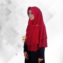 Orlin KHIMAR PET SINGLETONE MATT SIFON CERUTY DUA LAYER