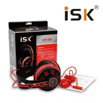 'ISK HP580 - Professional Semi Open Monitoring Headphone '