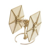 Kigumi Incredibuild Tie Fighter Star Wars 3D Puzzle