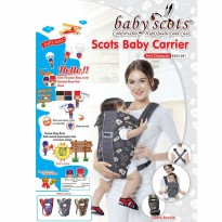 Baby Scots Carrier Print Character