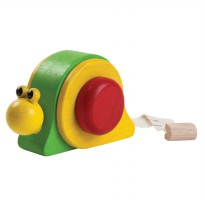 Plan Toys Snail Measuring Tape - PT4344