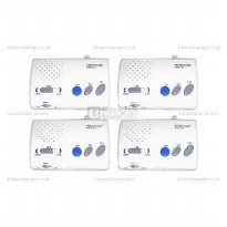 INTERCOM WIRELESS 4 CHANNEL - PANAFONE 821