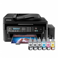 Product New Printer Epson L565 - Print Scan Copy Fax Wifi | IDG Acc Comp'