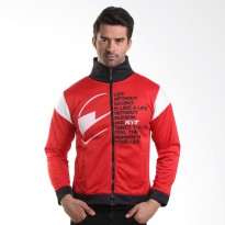 KYT Jacket Matic - Red Black