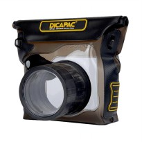 Dicapac WP-S3 Waterproof Casing for Camera Mirrorless Waterproof Casing