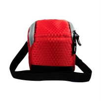 eGIF MR-202 Fancy Tas Kamera Mirrorless - Merah