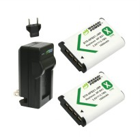 Wasabi Power Charger with Battery NP-BX1
