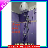 Pemanas Air / Water Heater Ariston AN 15L 1 set + pemasangan