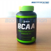 Evolene BCAA 60 Capsules - amino bpom capsule evo evolen fit fitness gym halal kapsul mui pom recovery suplemen supplement