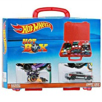 Hot Wheels Hot box - Hot Carry Case Hot Wheels