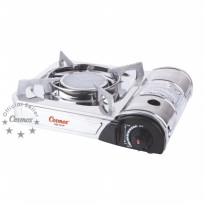 COSMOS Kompor Gas Stainless Portable - CGS