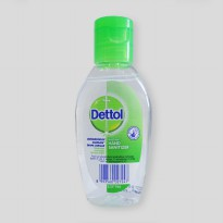 Dettol Instand Handsanitizer Refresh With Aloevera 50ml