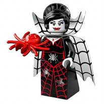 LGMF1416 Lego Minifigure Monster Series 14 no 16 Spider Lady Original Item