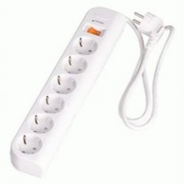 Product New Belkin Surge 6Way Eco F9E600En1M | IDG Acc Comp'