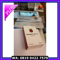 (Dijamin) Raspberry Pi 3 Model B - Made in UK - Ready Stock