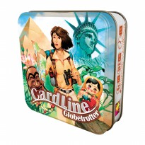 Cardline : Globetrotter Board Game