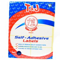 Shelf Adhesive Label Tom & Jerry per pad