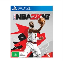 Sony PS4 NBA2K18 DVD Game