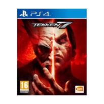 SONY PS4 Tekken 7 DVD Game