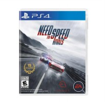 Sony PS4 Need For Speed Rival DVD Game